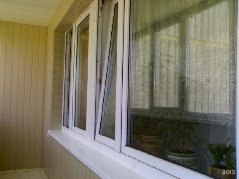 Пласт-люкс, торгово-сервисная компания - окна - строительные.