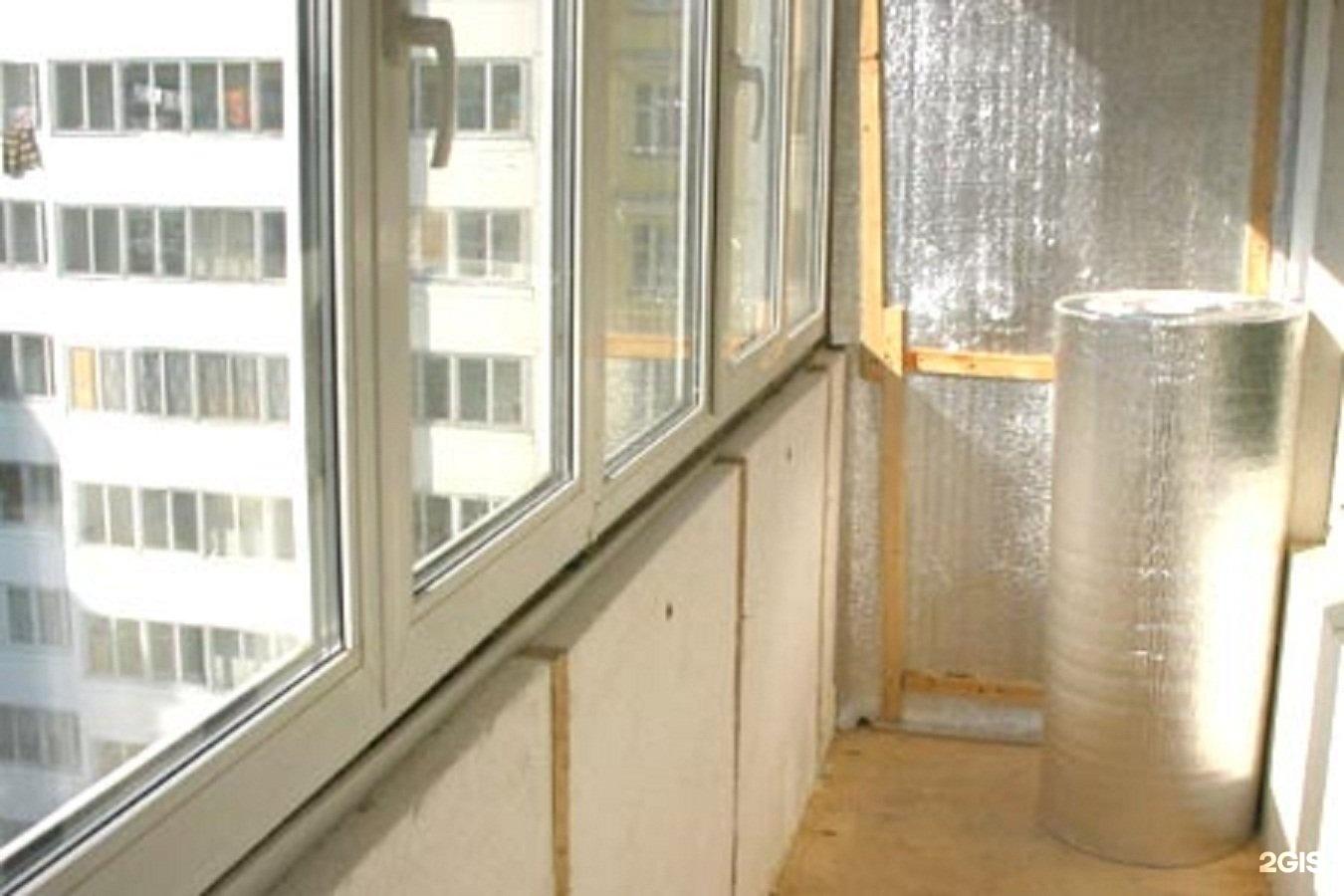 Чем утеплить балкон изнутри, какие материалы лучше утепляют 84
