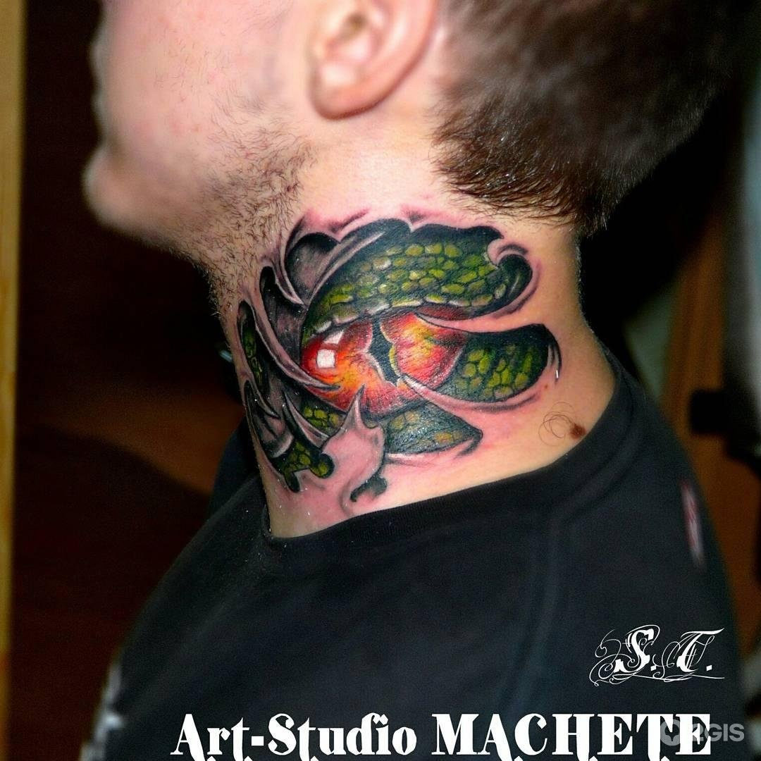 Как узнать цену татуировки по фото