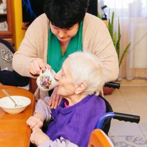 Филиалы дома интерната для престарелых