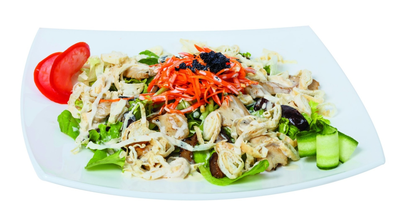 Салат тори кунсей рецепт