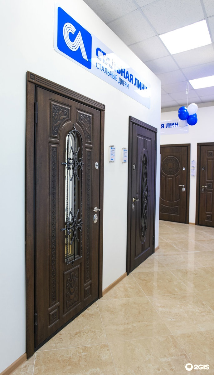российские железная дверь