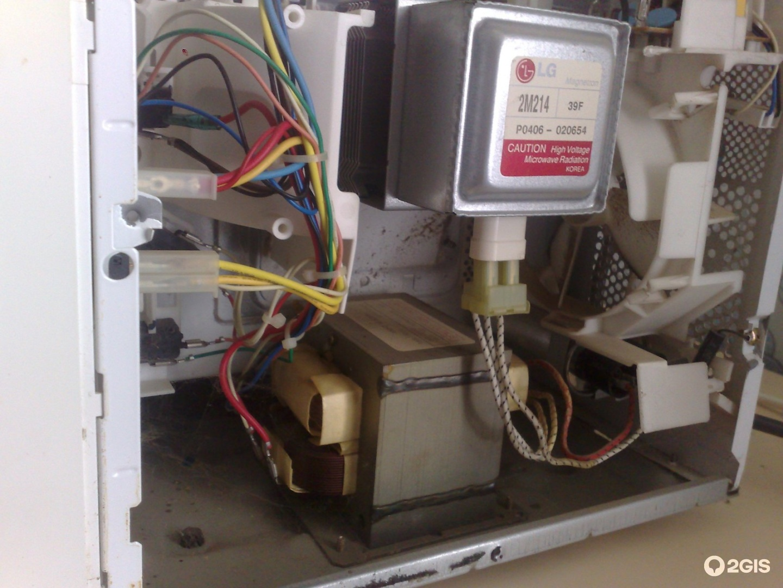 Ремонт микроволновки своими руками подробно daewoo