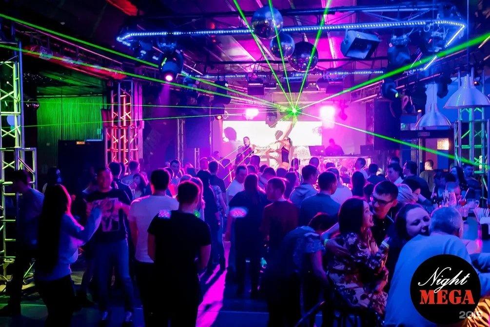 Ночной клуб мега стрип секс ночного клуба