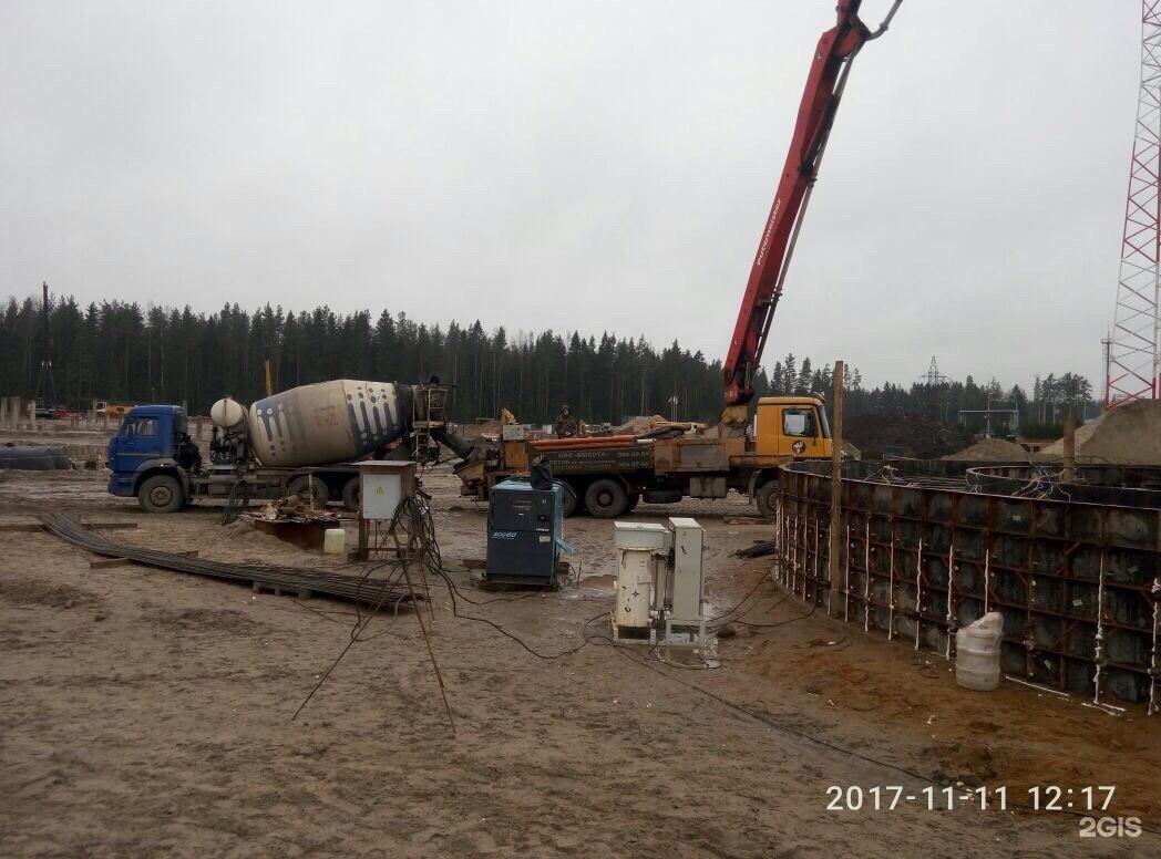 Балтстрой бетон раствор строительный стоимость