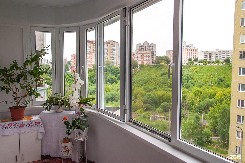 """Остекление балконов от компании """"окошкино"""" остекление балкон."""