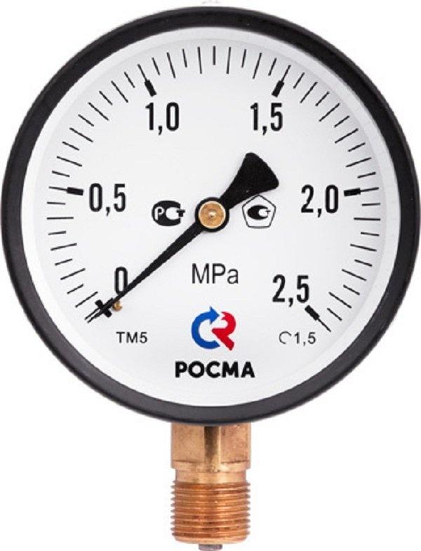 ТМ-810Р.00(0-2,5кг/см2)М20х1,5