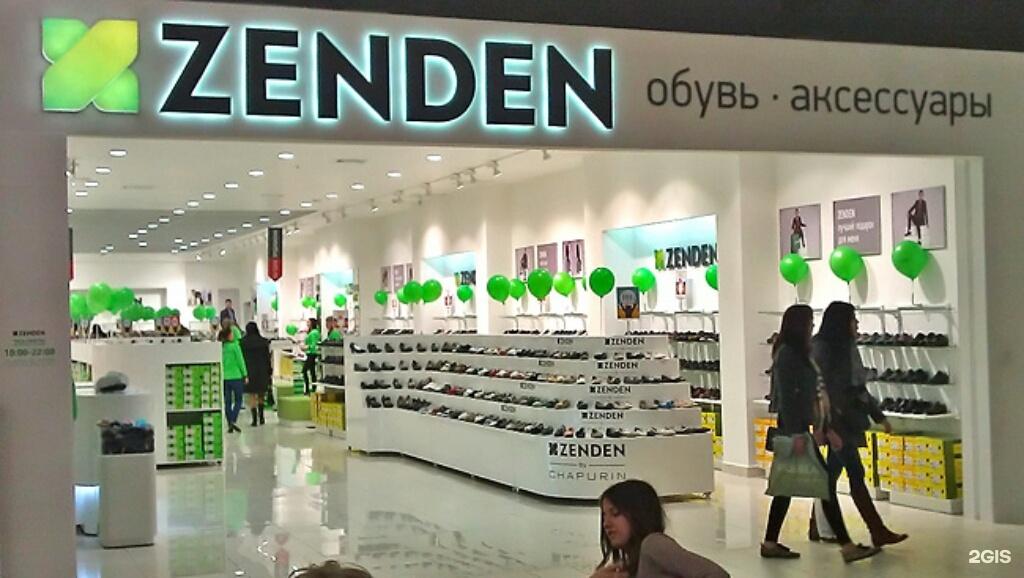 ee9e6e9cc Zenden, магазин обуви в Омске, Архитекторов бульвар, 35: фото — 2ГИС