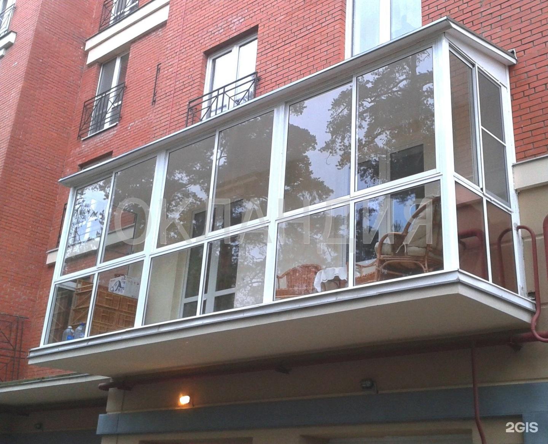 """Отекление балкона в томске"""" - карточка пользователя фабрика ."""