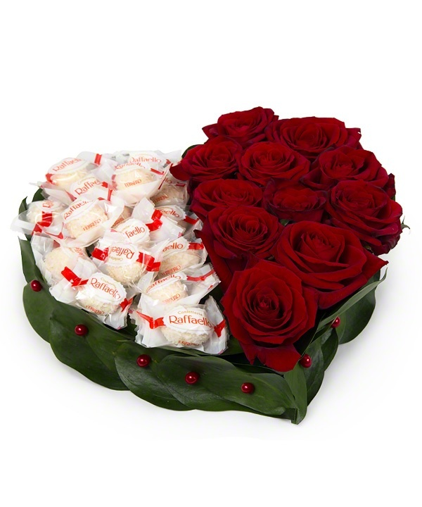 Лучшие цветы на подарок