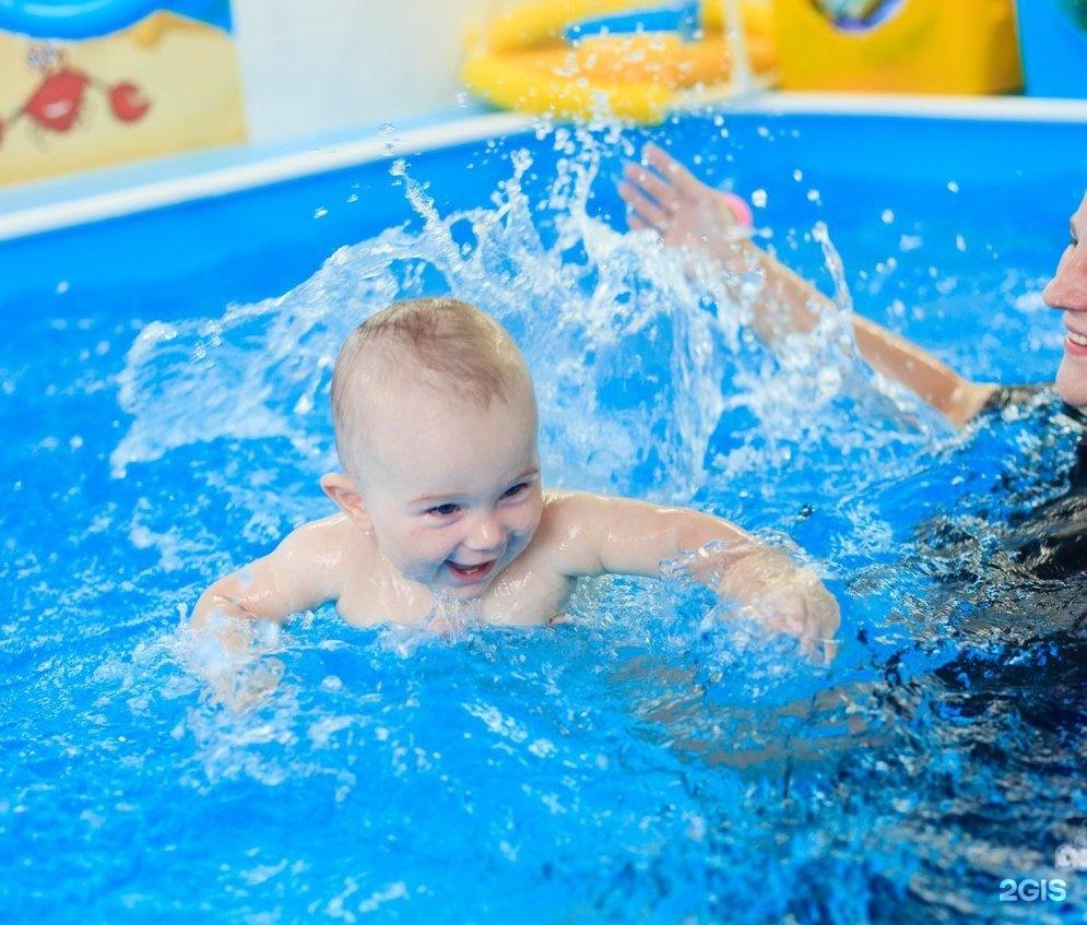 Клуб спортивного плавания tipi-swim: *детское плавание.