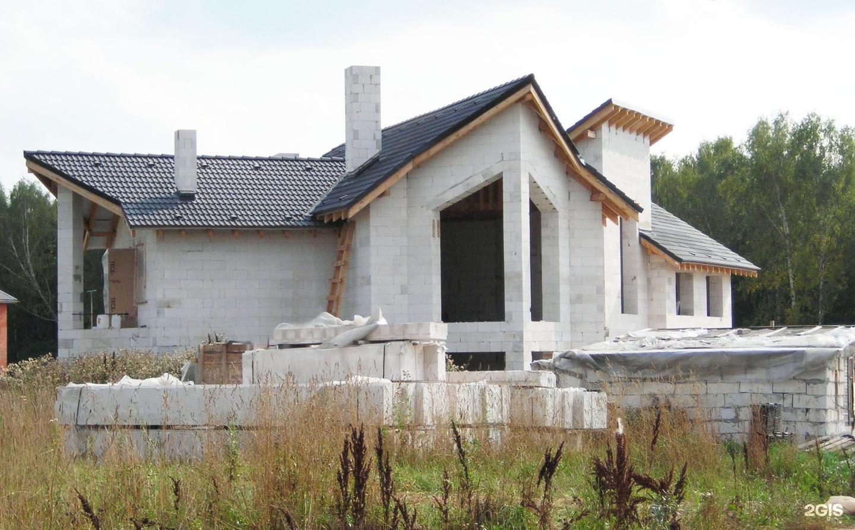 дом из блоков срок службы