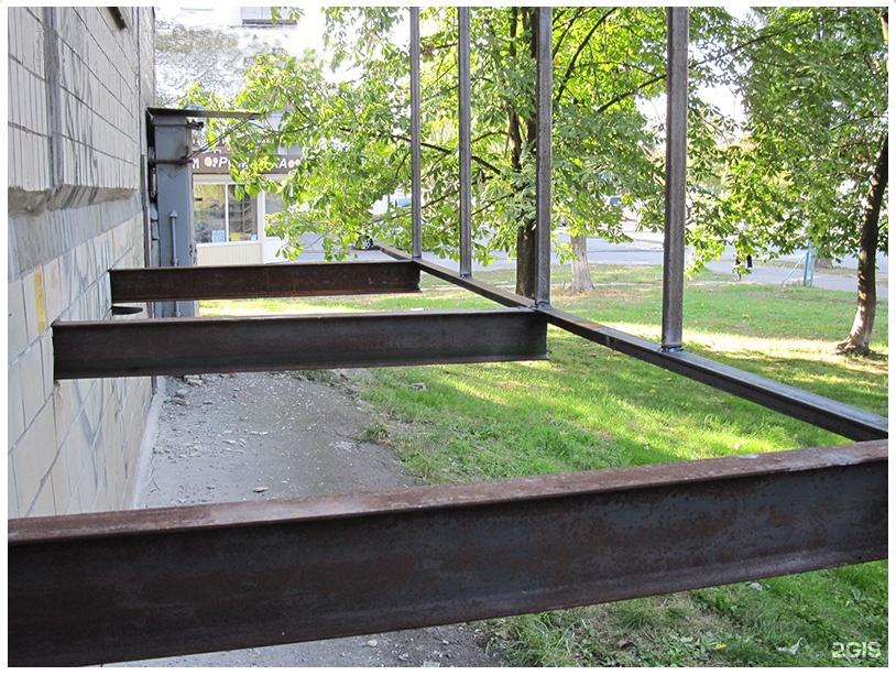 Балконы с нуля.