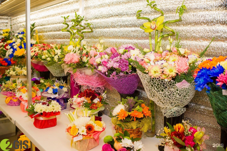 Цветов, оптовые базы цветов в ярославле