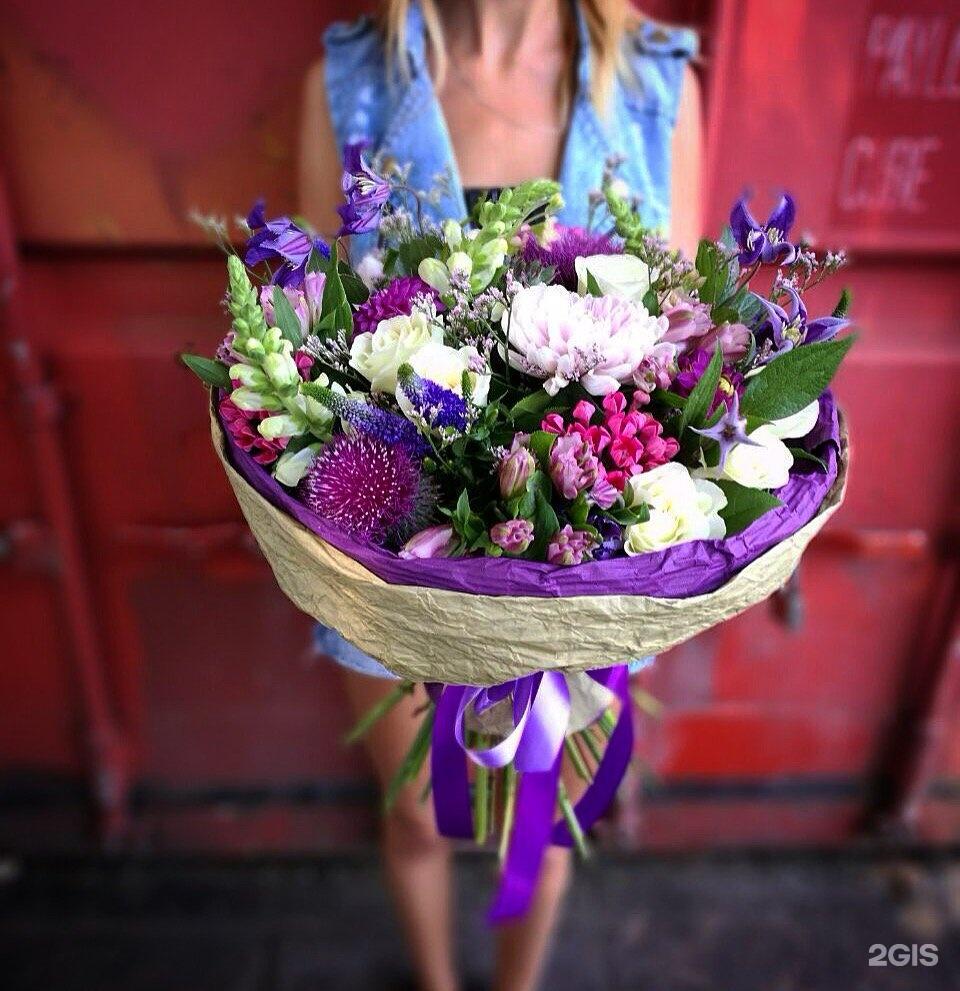Бизнес доставка цветов