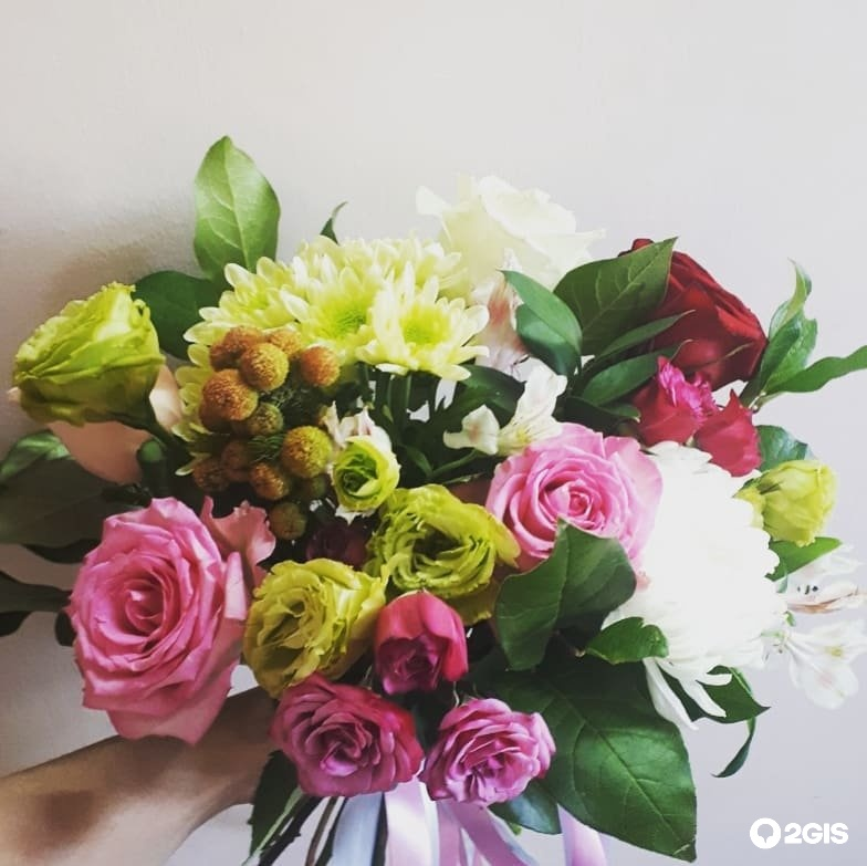 Тюльпан магазин цветов улан-удэ, сухая