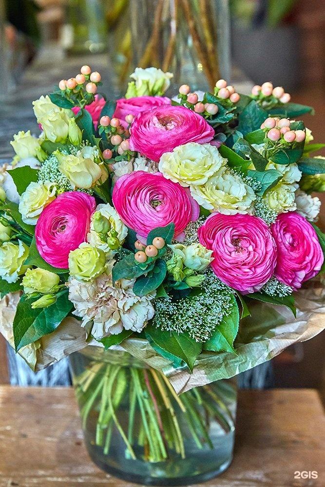 Гинза доставка цветов