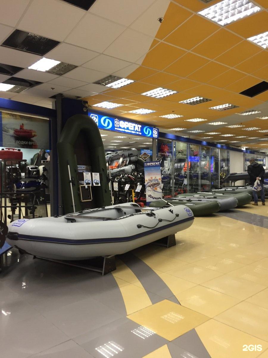 Производство лодки фрегат в санкт петербурге