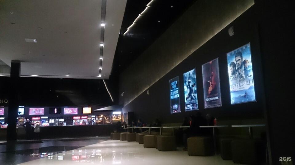 Седьмой кинозал в кинотеатре киномир арена