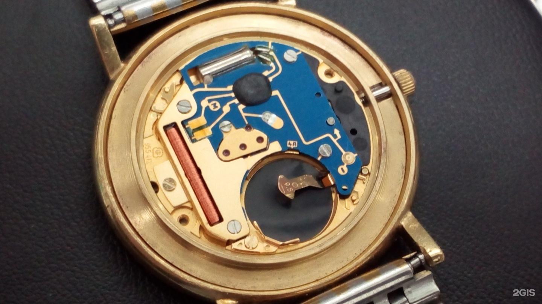 Механические часы смазка чистка