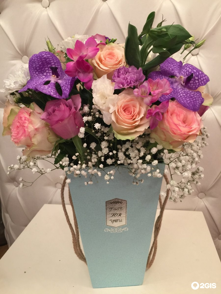 Цветы в барнауле 7 роз