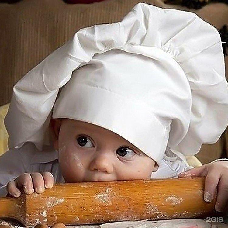 Прикольные картинки дети и еда