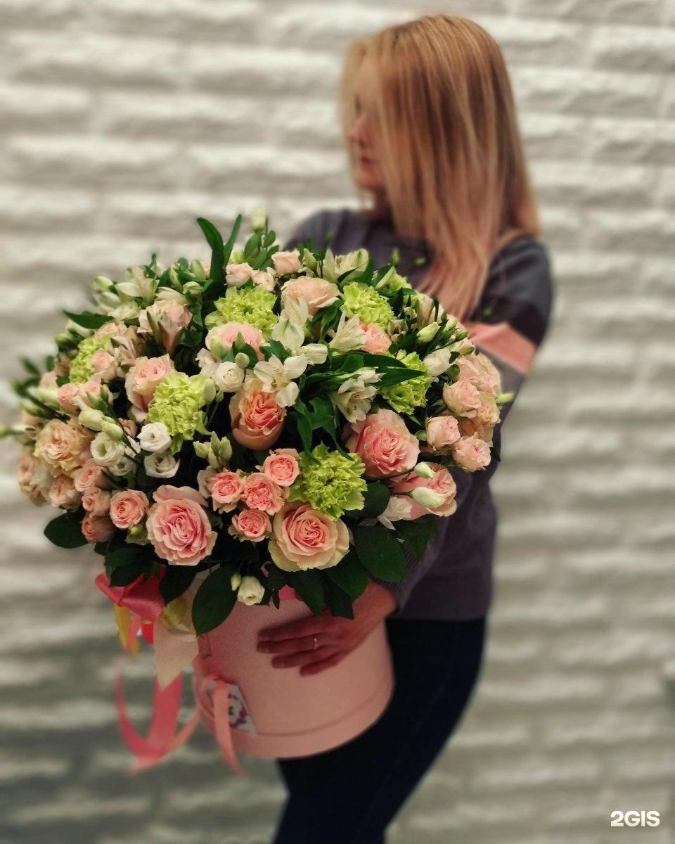 Интернет магазин цветов в светлогорске, букеты роз