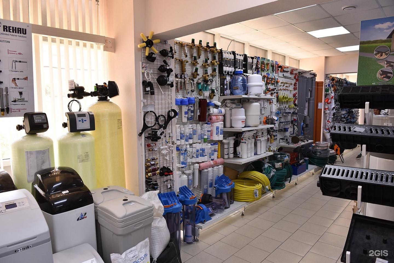 Магазин Сантехники Заводская