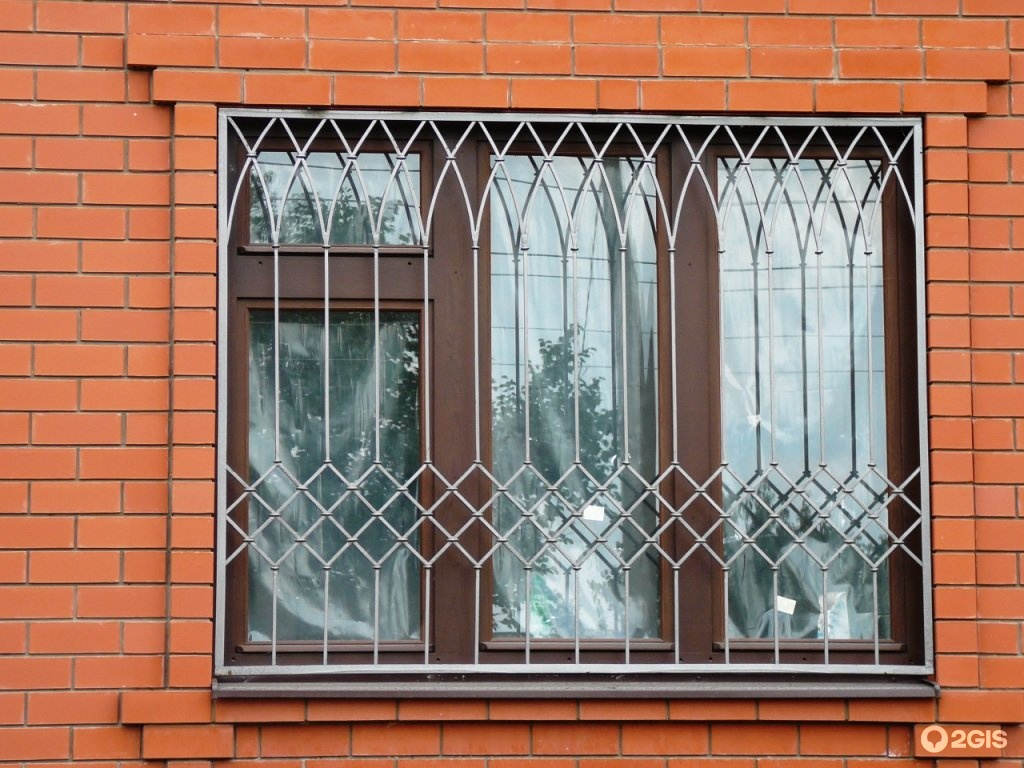Кованые решетки на окна, балконы, лоджии festima.ru - монито.