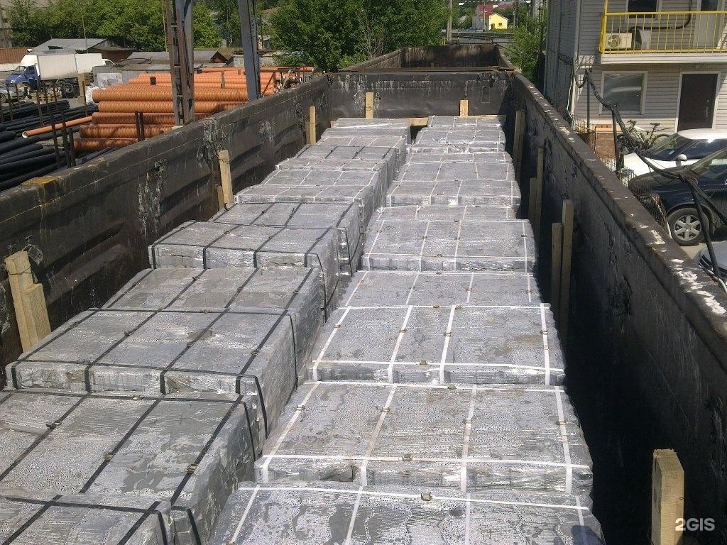 железный бетон