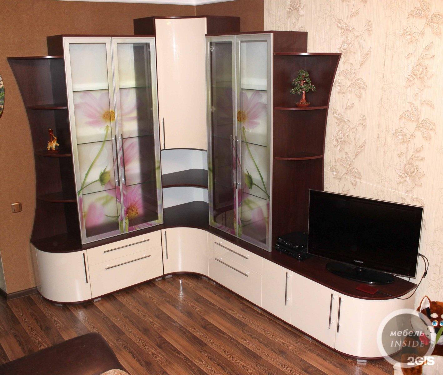 Мебель для дома :: мебель для гостиной :: стенка под тв ради.