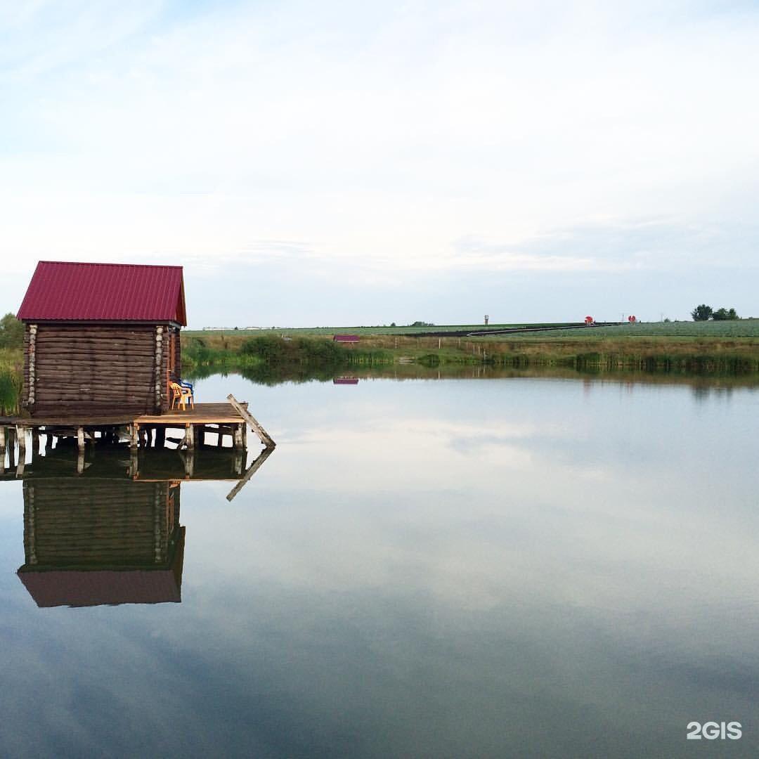 База отдыха «Валяевские озера »