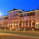 Октябрьский, гостиничный комплекс